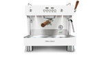 Barista T Plus, Automatic 1 Group Espresso Machine, with Thermodynamic Technology (White)