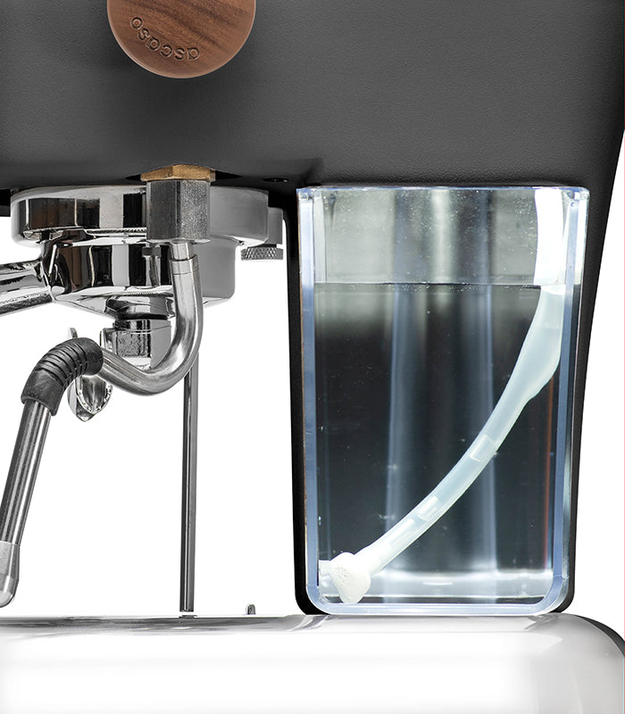 Dream PID, Programmable Home Espresso Machine w/ Volumetric Controls, 120V (Anthracite)