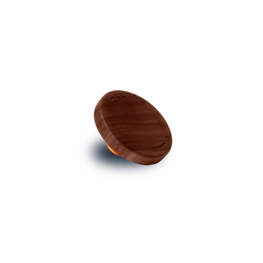 Ascaso Steam Valve Knob - Walnut