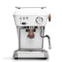 Dream PID, Programmable Home Espresso Machine w/ Volumetric Controls, 120V (Cloud White)