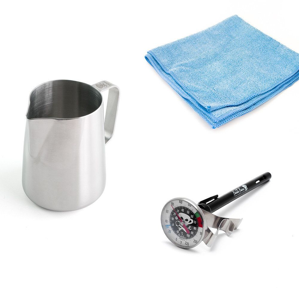 Barista Basics Steam Kit