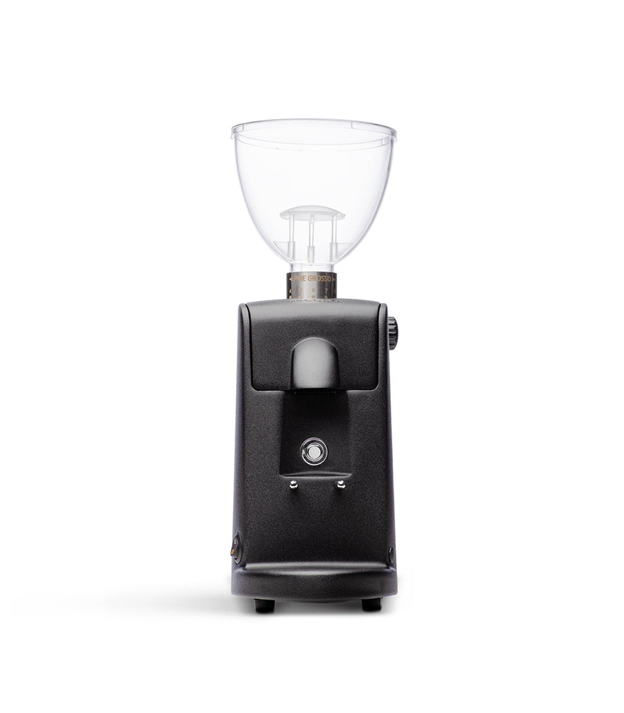imini Flat Burr Coffee Grinder, 54MM (Black)