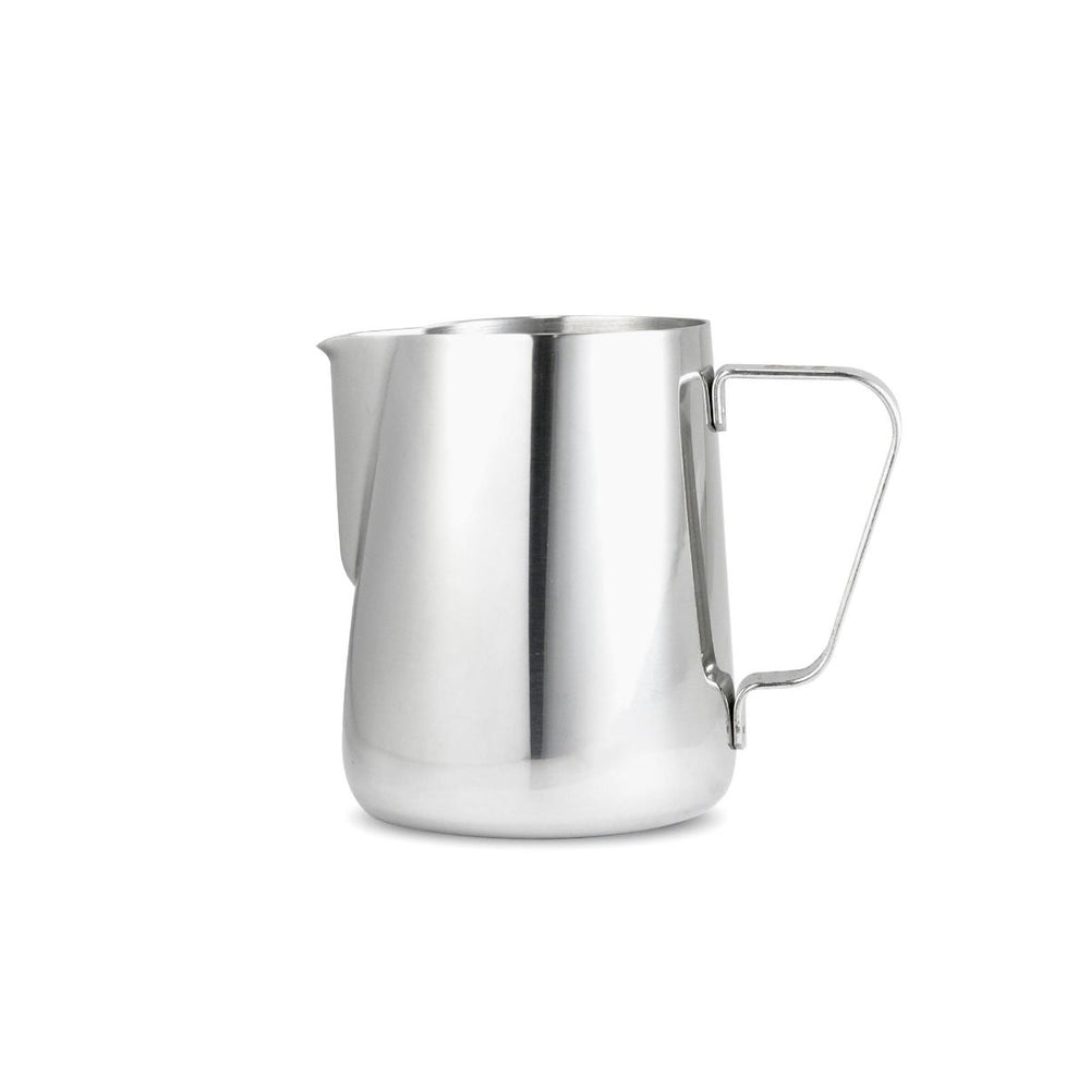Frothing Pitcher 12 Oz Barista Basics By Espresso Parts
