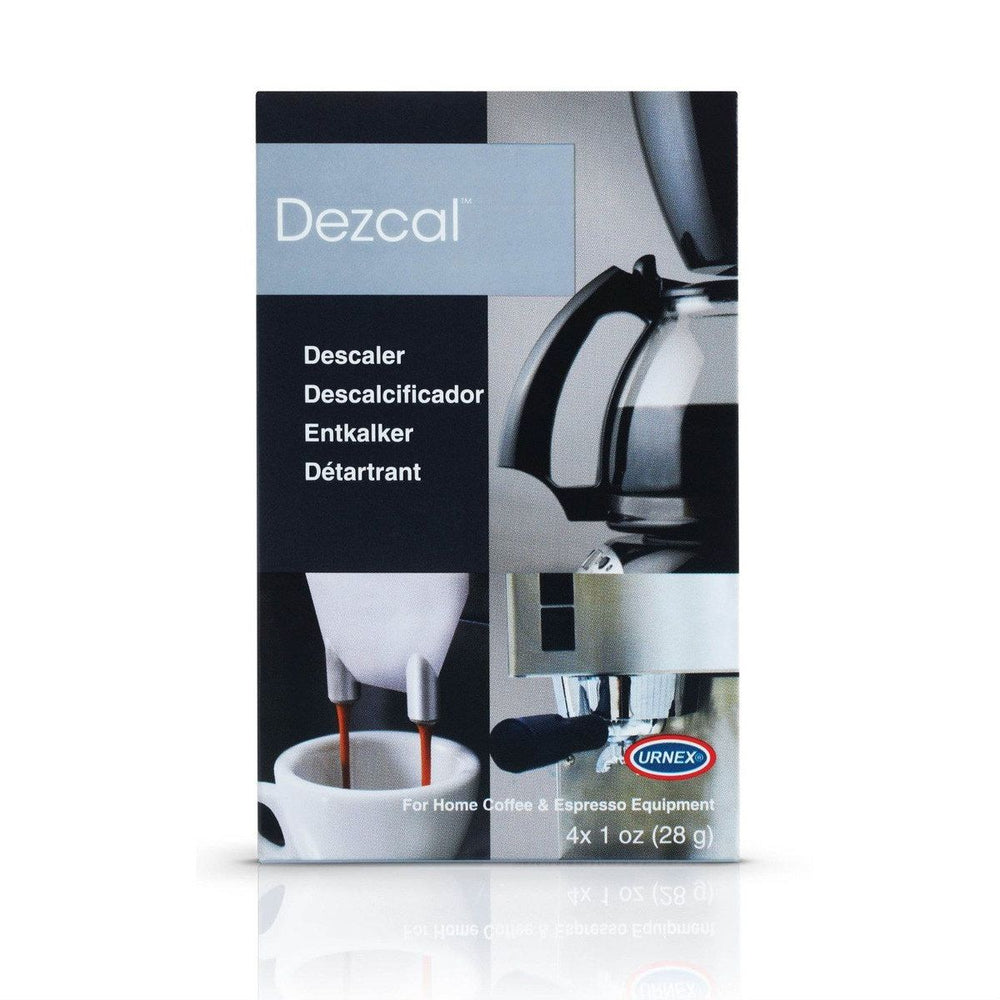 Dezcal Activated Descaler Powder, 4 1oz Packs