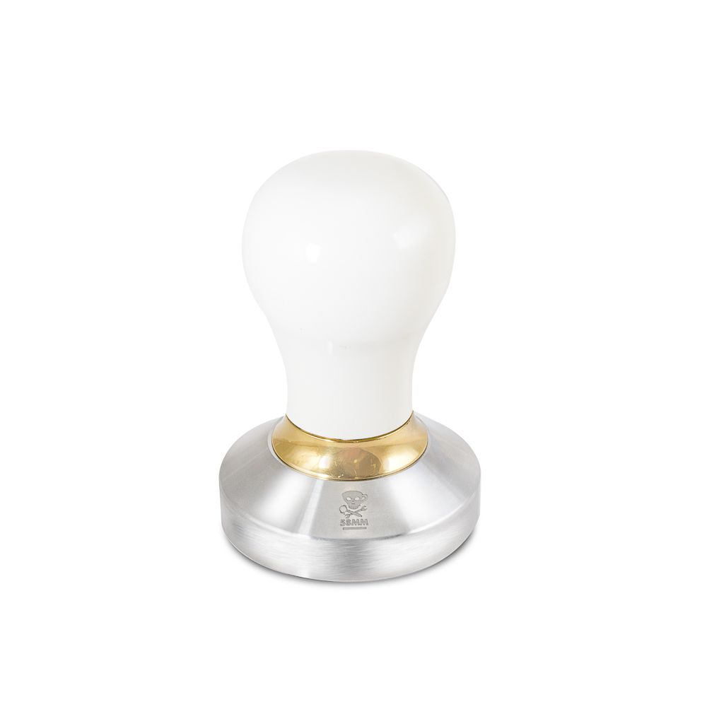 Espresso Parts Design 5 Espresso Tamper, 57mm - White