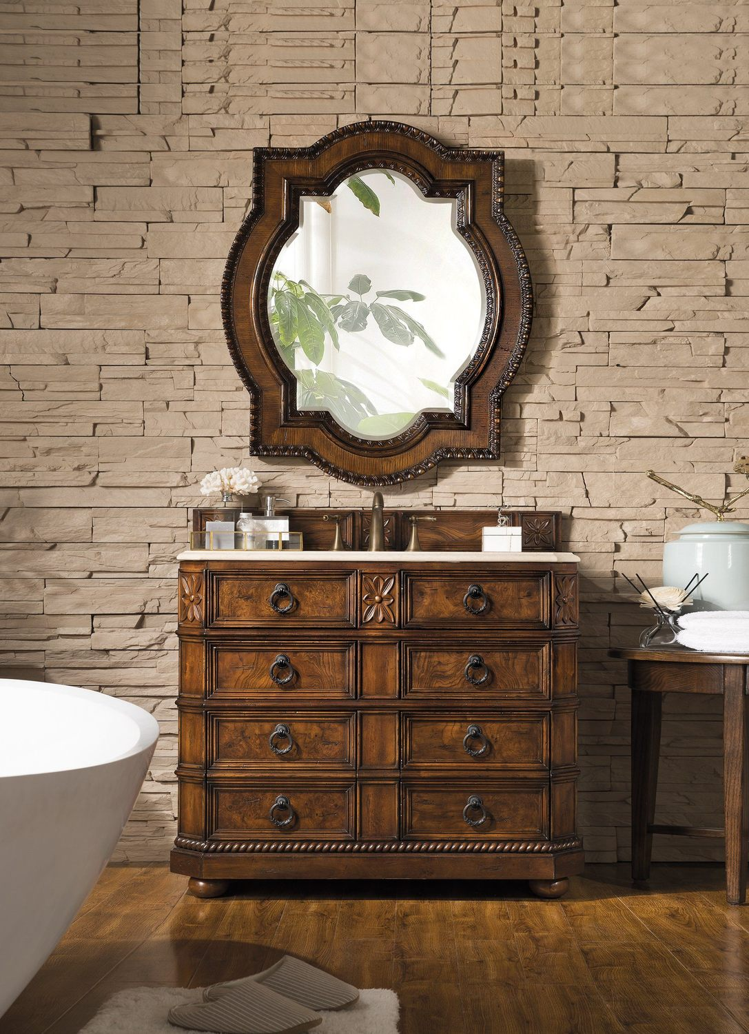 "41"" Regent Single Sink Bathroom Vanity"