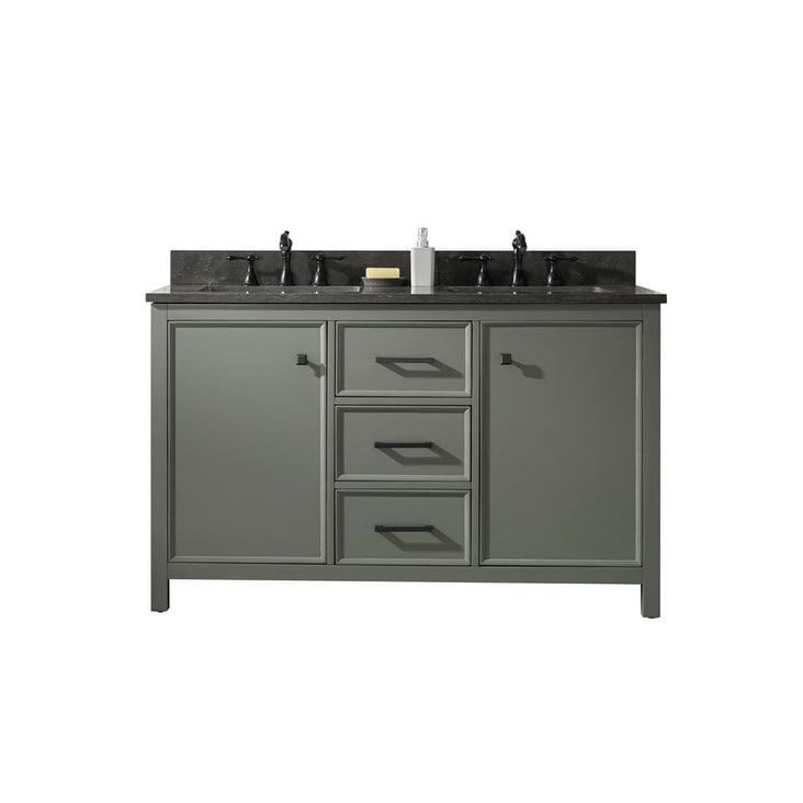 "Legion Furniture 54"" PETWER GREEN SINK VANITY WLF2154-PG"