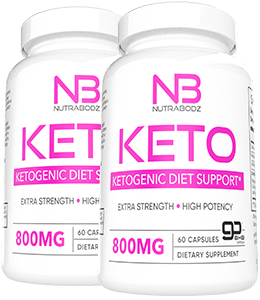 Nutrabodz Keto - Limited Offer