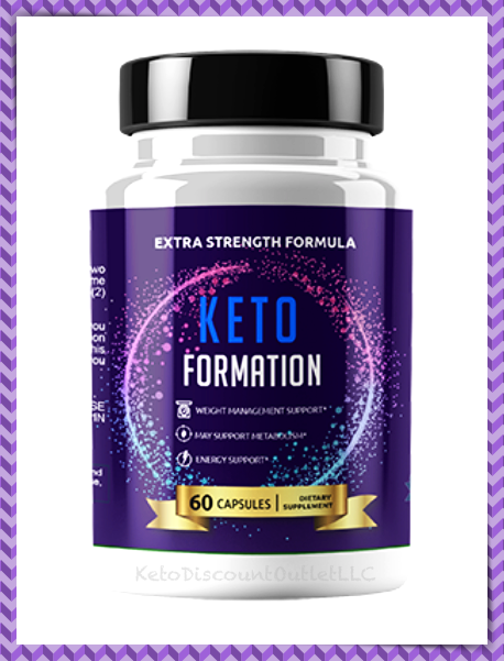 Keto Formation Diet - Limited Supply Offer