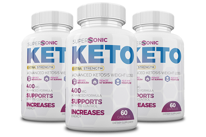 SuperSonic Keto - Limited Supply