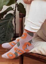 Load image into Gallery viewer, Papaya Socks