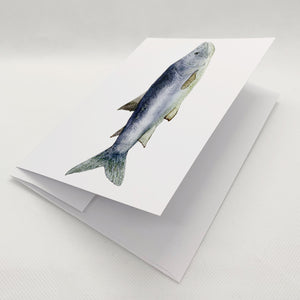 Fish Greeting Card