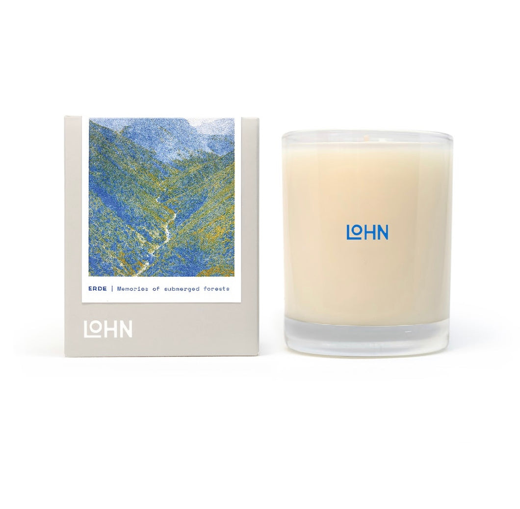 Erde Candle