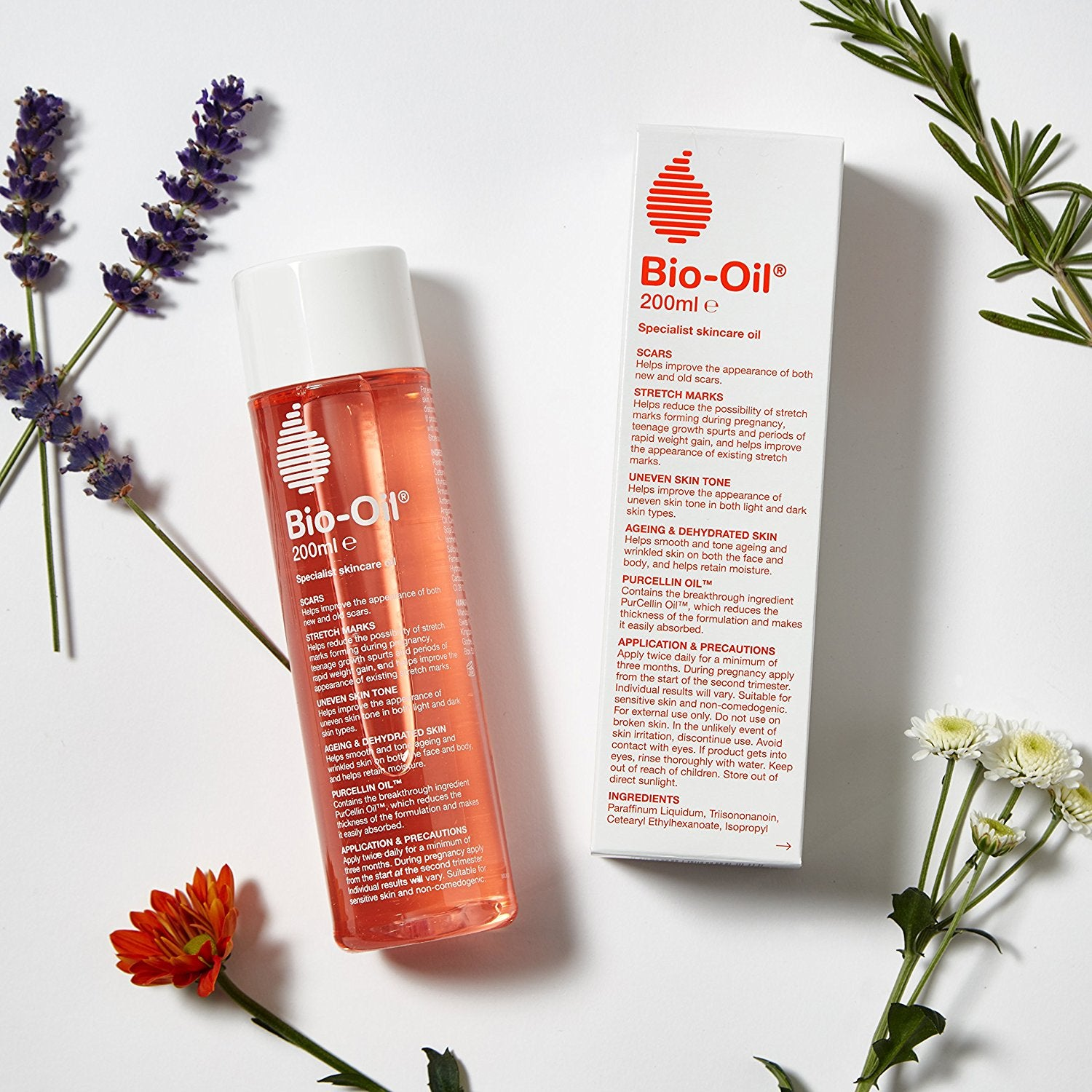 Bio-Oil Skin Carer and Skin Repairer with Purcellin Oil