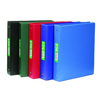 "1.5"" Hilroy binder - assorted"