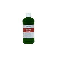 16 oz. Handy Art acrylic Paint - pthalo green