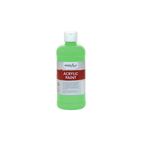 16 oz. Handy Art acrylic Paint - light green