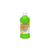 16 oz. Little Masters Tempera Paint - bright green