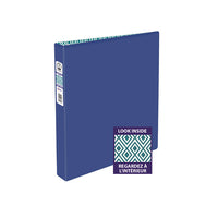 "1"" Avery ""View"" binder - Dark Blue"