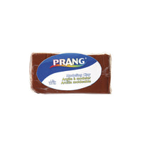 1 lb. Prang modelling clay - brown