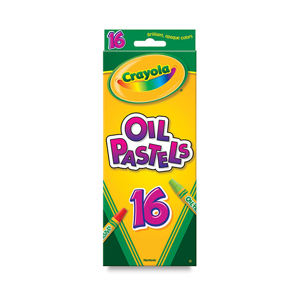Crayola Oil Pastels - 16 pack