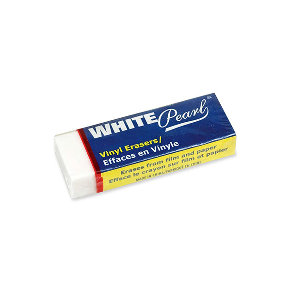 Dixon white Pearl eraser - medium