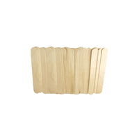 "6"" x 3/4"" Jumbo Popsicle sticks - 500 pack"