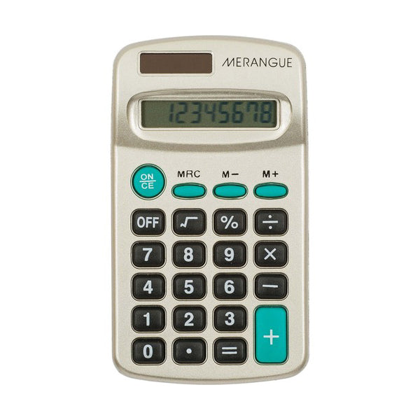 Merangue standard 8 digit calculator