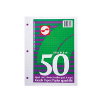 Quad(Graph) 4:1 refill paper - 50 sheets