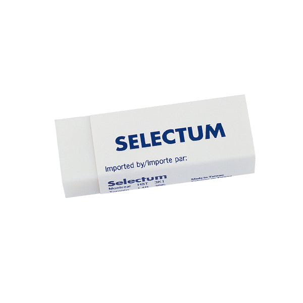 Selectum high quality eraser - large