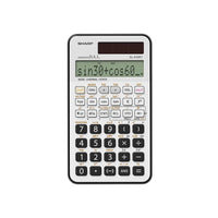 Sharp EL510 solar powered scientific calculator