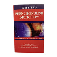 Webster's French/English dictionary - 256