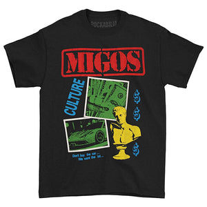 Migos Culture Adult Tee
