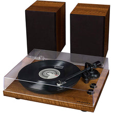 Load image into Gallery viewer, Crosley C62 Walnut Shelf System