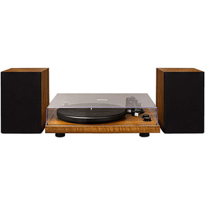 Crosley C62 Walnut Shelf System