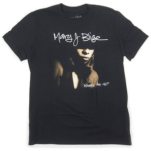 "Mary J. Blige ""What's the 411?"" Adult Tee"