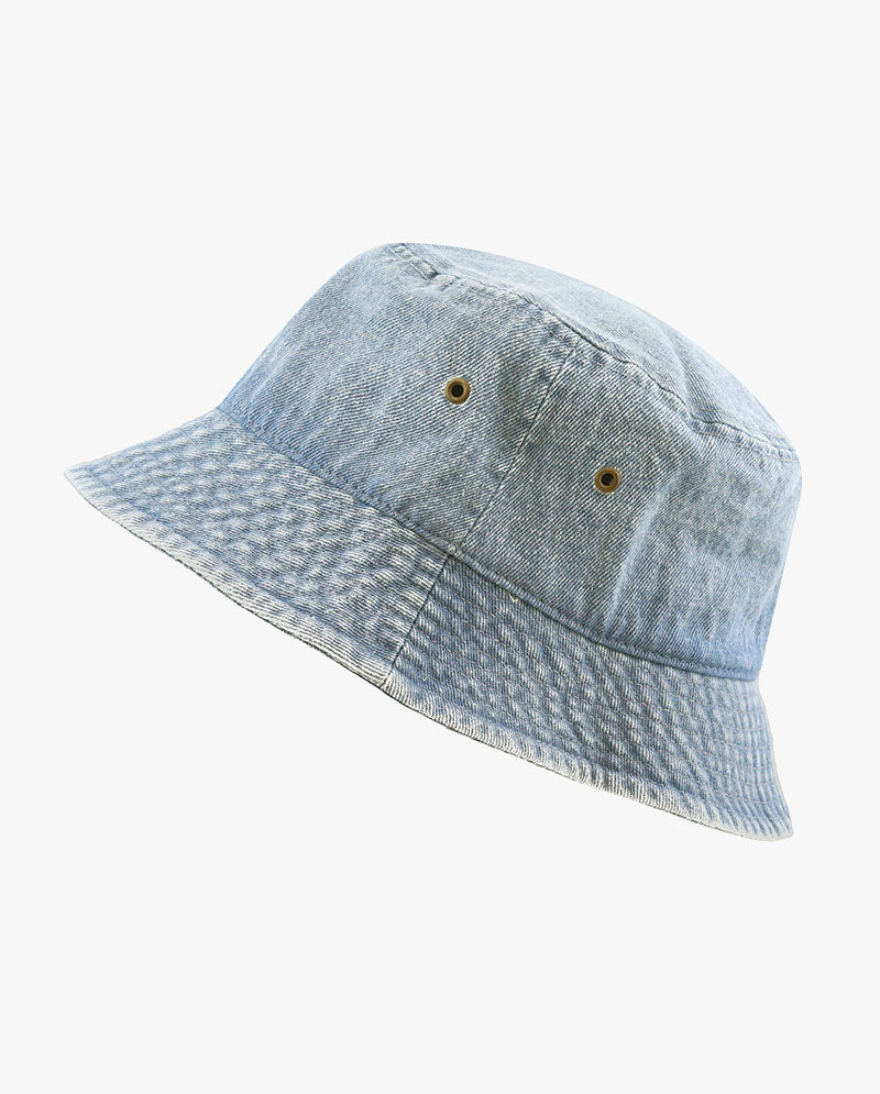 Denim Cotton Bucket