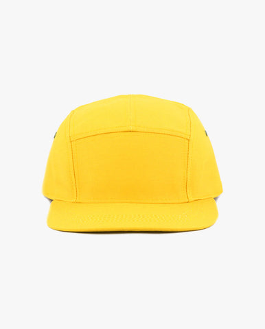 Made in USA - 5 Panel Biker Cap