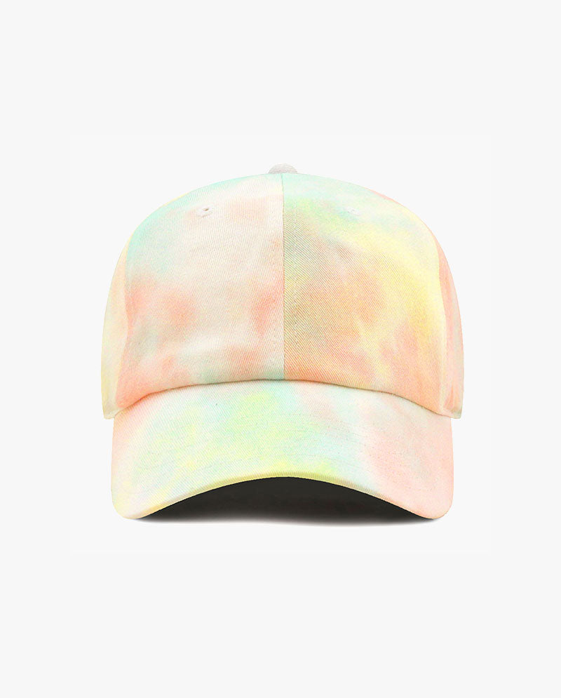Tie dye Cotton Baseball Cap