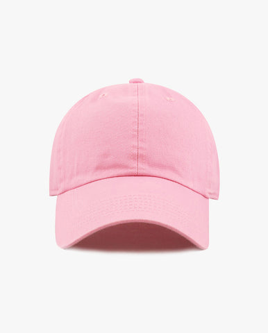 Kids Washed Cotton Low Profile Baseball Cap