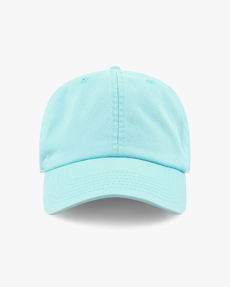 Basic Washed Cotton Cap