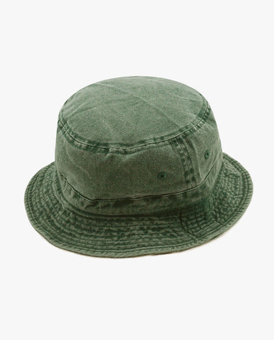 Pigment Cotton Bucket Hat