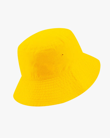 Long Brim & Deeper Cotton Bucket