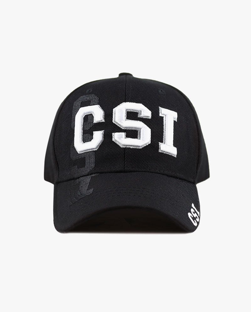 Law Enforcement Cap CSI