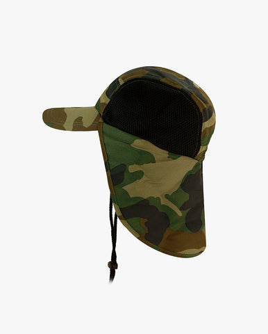 Outdoor Hiking Fishing Sun Block Cap