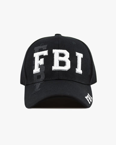 Law Enforcement Cap FBI