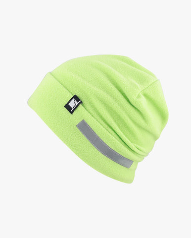 Reflective Safety Fleece Beanie