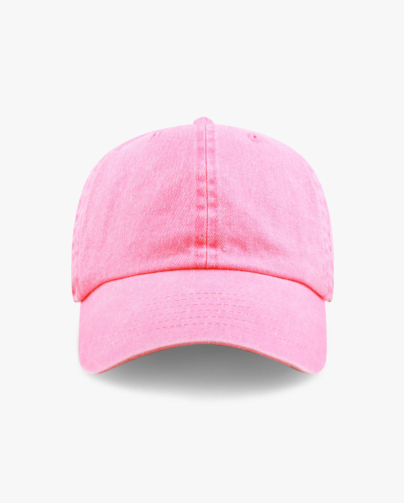 Pigment Cotton Baseball Cap