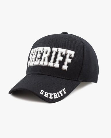 Law Enforcement Cap Sheriff
