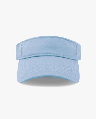 Sport Quick-adjust Strap Closure Cotton Visor